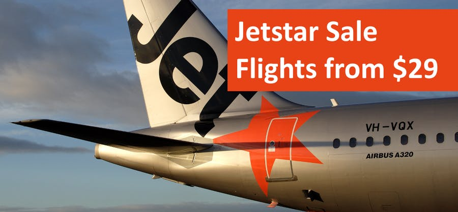 Jetstar Sale Eg Melb Av To Hobart 29 Sydney To Bris