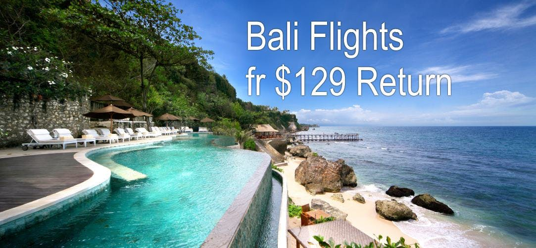457e217f88 Jetstar is having a sale on flights to Bali. Travel in Feb - Mar 18 and Aug  - Sep 18.
